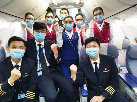"""日本空姐有特殊服务_民航人抗击疫情的20个珍贵""""镜头""""-【空姐招聘网】"""