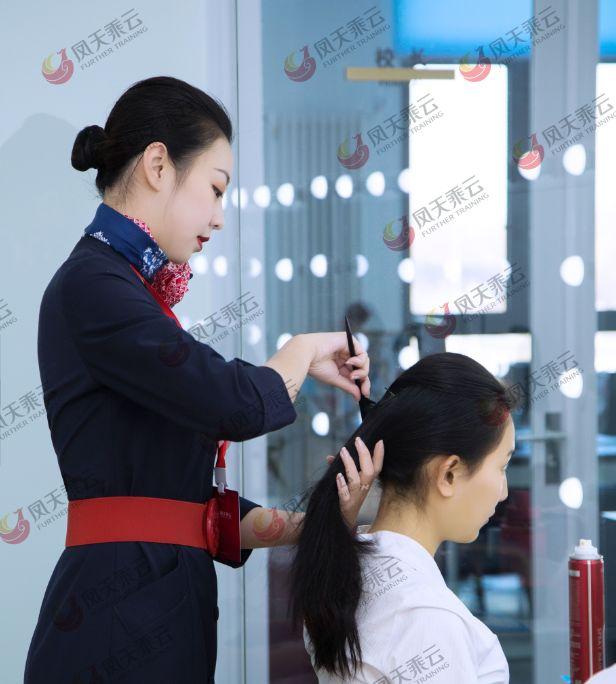 空乘招聘对空姐发型的要求是什么?