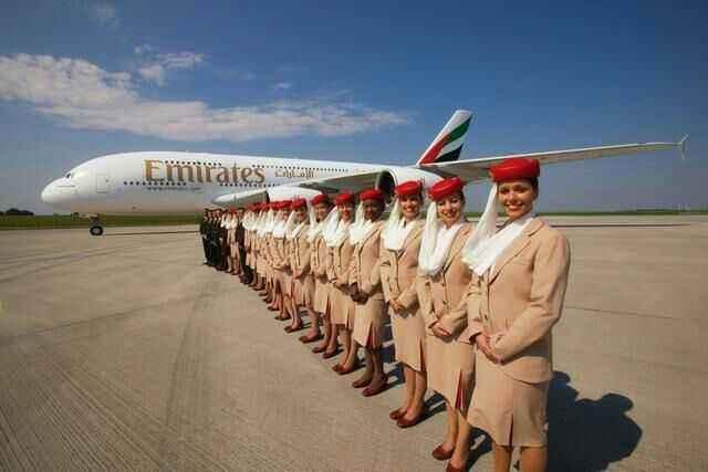 外航面试培训 阿联酋航空空乘招聘面试流程